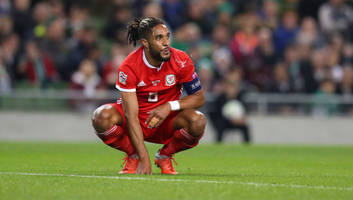 ashley williams issues apology after video emerges of wales defender insulting cardiff fans