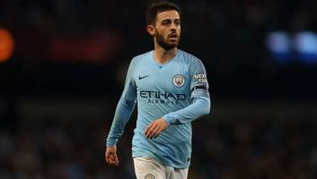 manchester city star bernardo silva withdraws from portugal squad with unspecified injury