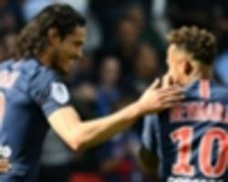 'you need to stop this!' - cavani blasts media for speculation over neymar rift