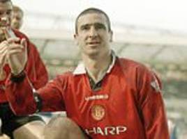 eric cantona named best manchester united penalty taker in premier league era