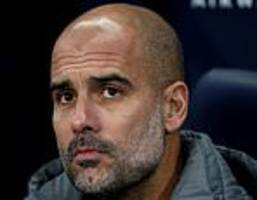 Pep Guardiola given warning by the FA for discussing referee Anthony Taylor