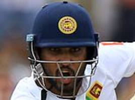 Sri Lanka captain Dinesh Chandimal misses final England Test in Colombo due to groin tear