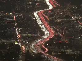 this picture of hellish la traffic shows why we need a transportation revolution