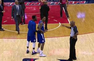 highlights: clippers blow biggest lead in team history in devastating loss to wizards