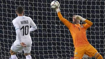 alex mcleish's scotland: fine lines and signs of progress after nations league