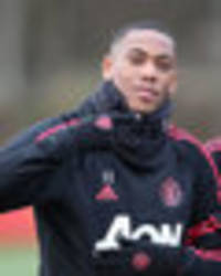 Manchester United news: Anthony Martial, Diogo Dalot and Marcos Rojo snapped in training