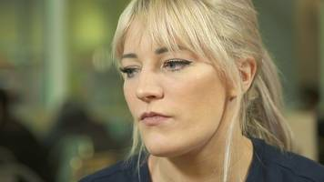 christie focused on olympic medal after 'worst year' of her life