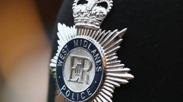 west midlands police officer charged with misconduct