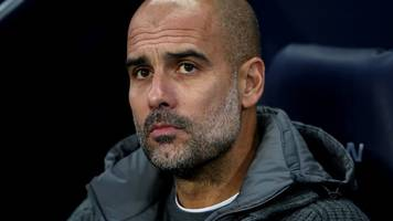 Pep Guardiola: Man City boss warned by FA over Anthony Taylor comments