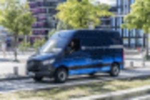 Elon Musk open to working with Daimler on electric van