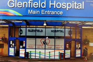 new £8 million inpatient care centre for young people to be built at glenfield hospital