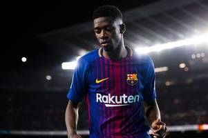 Liverpool to bid £100m for Barcelona's Ousmane Dembele, Manchester United to sign 'next Leroy Sane'