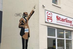 amazing artwork appears mysteriously overnight and people think it could be a new banksy