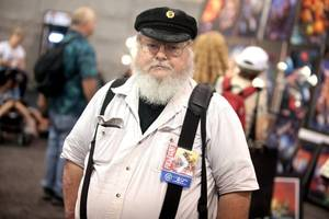 game of thrones: george rr martin drops big hint daenerys is ruled out iron thronerace