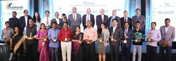 skilling excellence celebrated at rsdc's award ceremony