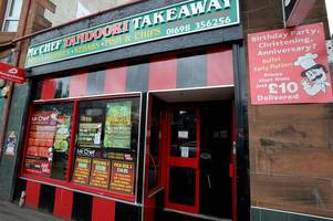 craigneuk takeaway could face £80,000 fine after illegal workers row