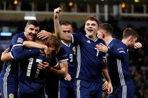 james forrest took kenny dalglish's scotland crown with perfect no7 performance - big match verdict