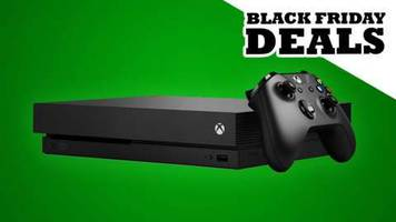 Black Friday 2018's Xbox One X Deals: Best & Cheapest Places To Buy The Console