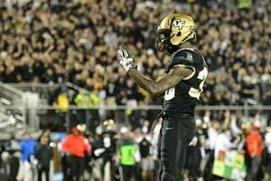 college football playoff rankings: ucf's ascent livens up an otherwise stagnant upper tier