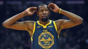 kevin durant slams mavericks fan who shouted cupcake at him: 'watch the f—–g game and shut the f–k up'