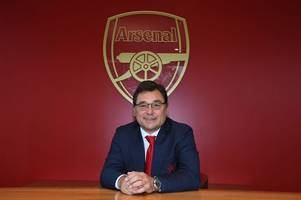 raul sanllehi provides update on arsenal's january transfer plans following danny welbeck injury
