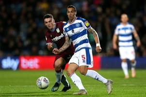 the reason that geoff cameron will miss qpr's trip to stoke city