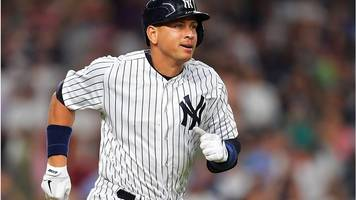 Alex Rodriguez: 'London is open for business and baseball'