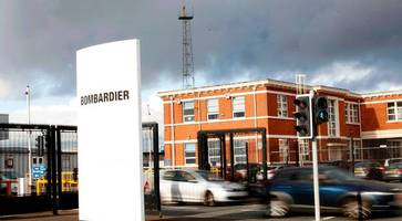 bombardier job cuts a £35m hammer blow to northern ireland economy