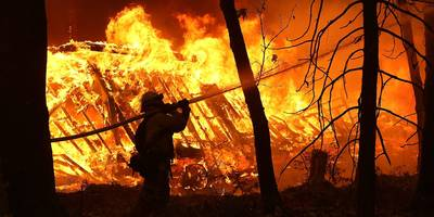 instagram influencers are using hashtags about the devastating california wildfires to promote products