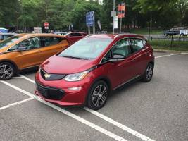 i drove an electric car for the first time under intense conditions — and it performed better than i expected (gm)