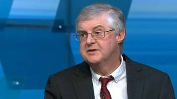 welsh labour: drakeford tone on brexit awful says rival gething