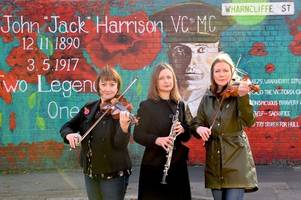 moving concert to bring end of first world war in hull to life