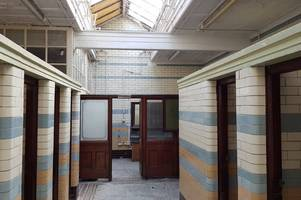 you could bring this grand victorian toilet block at trent bridge back into use