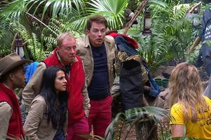 John Barrowman and Noel Edmonds set to clash on I'm A Celebrity, warns husband