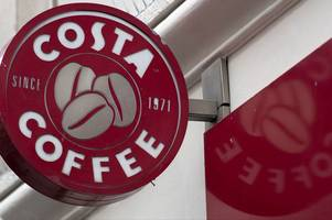 cornwall's newest costa coffee drive-through will open on kfc and travelodge site