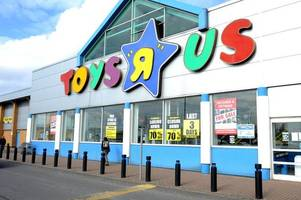 former toys 'r' us to be transformed under plans which could create more than 100 jobs