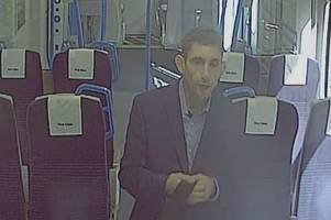 woman 'threatened by man who claimed he had acid and a knife' aboard thameslink train