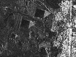 debt images from first all-british satellite novasar