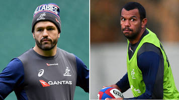 Rugby stars rapped over team hotel invites