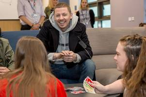 professor green speaks about mental health battles after opening new centre