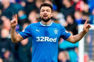 former rangers defender russell martin has joined the green party