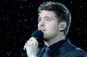 michael buble tickets to go on sale today for scottish tour date - here's how to get them