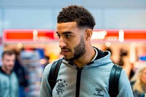 rangers squad revealed as connor goldson returns for livingston clash following illness