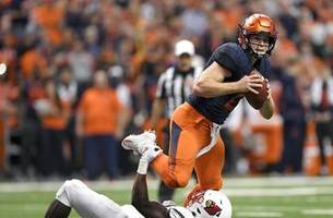 no. 19 syracuse hoping qb eric dungey ready for eagles