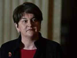 DUP leader Arlene Foster blasts May's Brexit deal as 'worse than a Corbyn government'