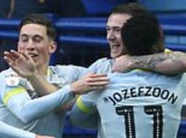sheffield wednesday 1-2 derby county: frank lampard's side come from behind to win