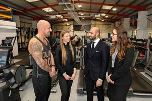 Former Royal Marine opens new gym opens in Keyworth
