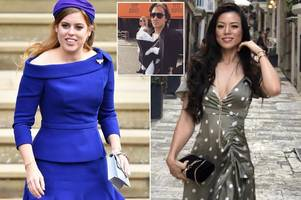princess beatrice's new boyfriend split from glamorous ex just months before dating royal