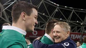 sexton wins world rugby's player of the year - ending seven years of all blacks' dominance