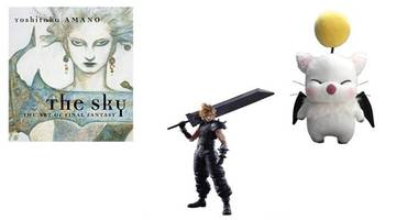 10 cool gifts for 'final fantasy' lovers